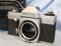 ' 42MM ' Praktica LLC M42 SLR Camera £7.99